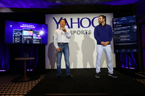 Yahoo will enter daily fantasy sports market | INTRODUCTION TO THE SOCIAL SCIENCES DIGITAL TEXTBOOK(PSYCHOLOGY-ECONOMICS-SOCIOLOGY):MIKE BUSARELLO | Scoop.it