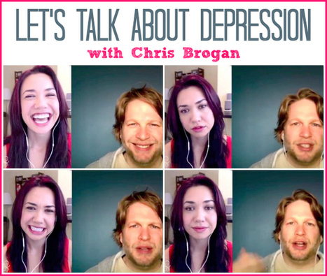 Let's Talk About Depression with Chris Brogan | Strong Inside Out | Cheeky Marketing | Scoop.it