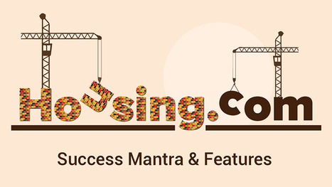 Housing.com - Success Mantra Decoded with Real Estate Feature List   Web Design and Development Services   Scoop.it