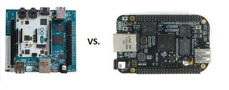 Arduino Tre vs BeagleBone Black - Into Robotics | Physical Computing | Scoop.it