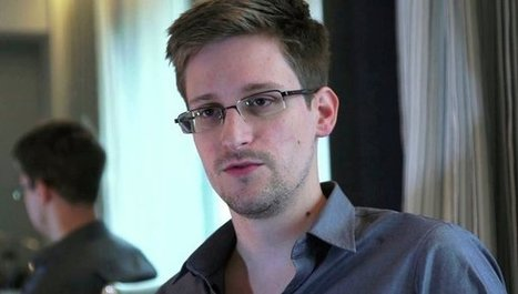 Snowden Nominated for Freedom of Thought Prize | L'Agonie du Système | Scoop.it