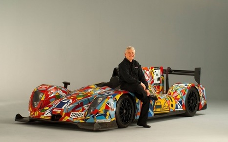 Art Car Oak Racing aux 24 Heures du Mans - Le Guide de l'auto | Histoire du sport automobile : le passé au présent... | Scoop.it