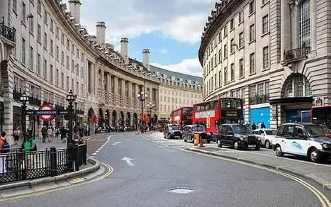 Regent Street to deploy beacon technology in shops - Telegraph | Digital Store Concept | Scoop.it