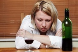 Effects of Alcohol on Depression | Depression, Bullying, Self Harm. | Scoop.it
