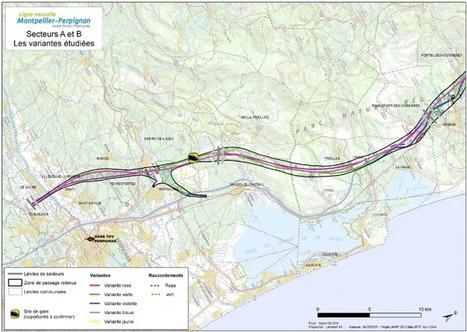 La ligne du TGV ne passera pas par Perpignan ? - Le Journal Catalan | CNM | Scoop.it