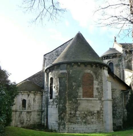 L'avenir incertain de la chapelle Saint-Paul, à Rouen   L'observateur du patrimoine   Scoop.it