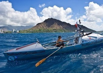 Interview: Roz Savage, Solo Ocean Rower | The Well-Travelled ... | Women Who Dared | Scoop.it