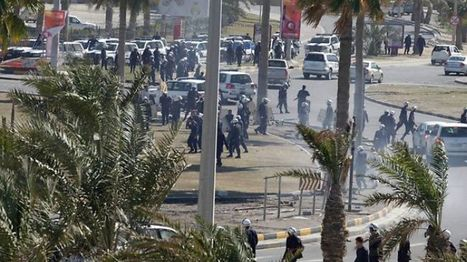 Anti-regime rallies continue in #Bahrain | From Tahrir Square | Scoop.it