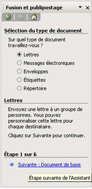 Excel : gérez vos mailings édition avec le publipostage - Excel, Informatique & Bureautique   Cath PêleMêle Sur la planète Web   Scoop.it