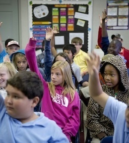 The Ghettoization of Public Education | Rethinking Public Education | Scoop.it