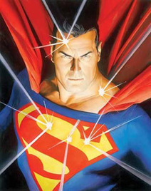 warhol: Heroes and Villains: The Comic Book Art of Alex Ross | Writing, Research, Applied Thinking and Applied Theory: Solutions with Interesting Implications, Problem Solving, Teaching and Research driven solutions | Scoop.it