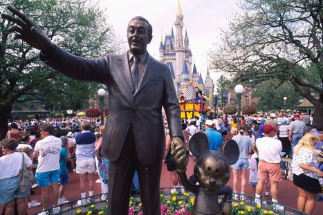 How the CIA Helped Disney Conquer Florida | enjoy yourself | Scoop.it