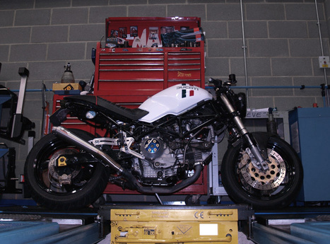Pete's Chicken Shack Ducati | the Bike Shed | Desmopro News | Scoop.it