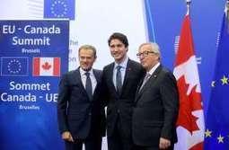 Vrijhandelsverdrag tussen de Europese Unie en Canada ondertekend | Parlement, Politiek en Europa | Scoop.it