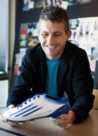 James Carnes adidas design executive helps create products for courts, tracks and fields. | Design Ideas | Scoop.it