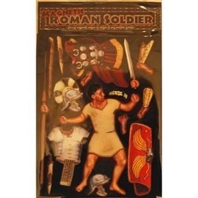 Pour changer des magnets de petits suisses, Muse & Home vous suggère le Soldat romain magnétique   L'actu culturelle   Scoop.it