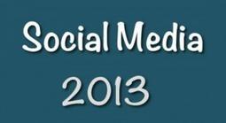 Infographic: 2013 in social media   SMI   AgKnowledge   Scoop.it