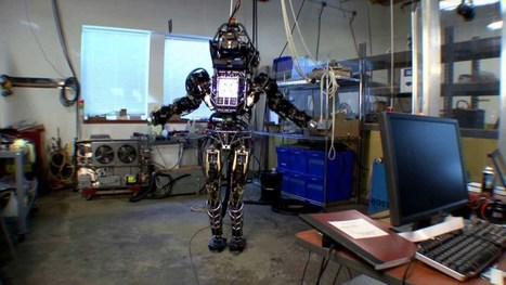 Say hello to ATLAS, one of the most advanced humanoid robots ever built! | Post-Sapiens, les êtres technologiques | Scoop.it