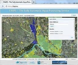 Satellite flood maps reach crisis teams via Internet | Sustain Our Earth | Scoop.it