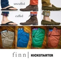 Final Nine Hours to Acquire Finn Apparel Limited Edition Clothing via Kickstarter Crowdfunding Campaign | Crowdfunding - The Latest News and Projects | Scoop.it