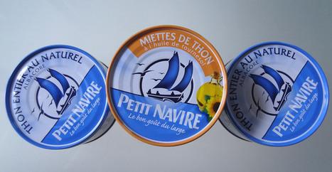 La petite boîte de thon en aluminium provient-elle d'une pêche durable ? | Actualités écologie et développement durable | Scoop.it