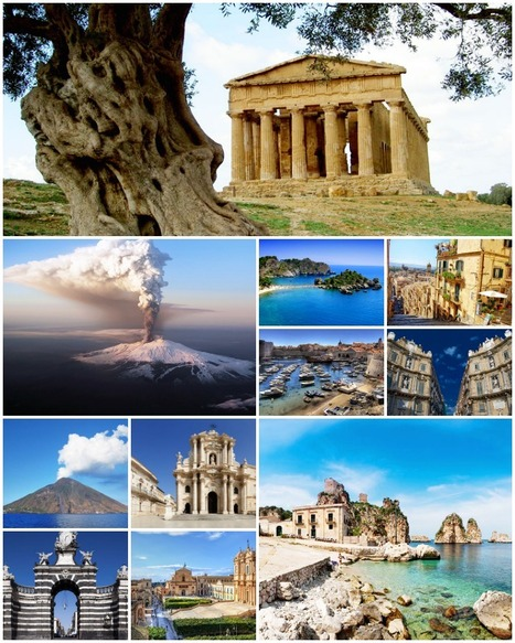 Sicilian Tour: The perfect itinerary | Travel Spot | Scoop.it