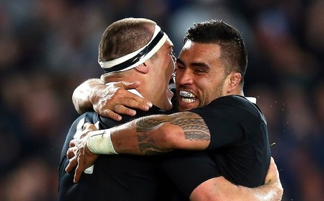 The All Blacks guide to being successful (off the field) - Telegraph | Making more of your day | Scoop.it