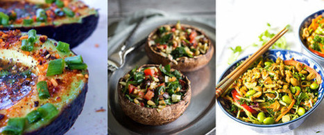 15 Easy Raw Vegan Lunches Perfect For Work | Vegan Food | Scoop.it