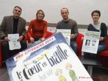Une cérémonie pour le 7ème prix littéraire et Le cœur en braille | PRIX LITTERAIRE D'ONET A LIRE | Scoop.it