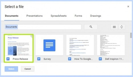 How to Create a Custom Template in Google Docs | Outils 2.0 | Scoop.it