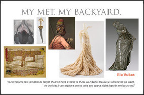 Curate Your Favorite Works Of Art From The Metropolitan With MyMet | Art and museums | Scoop.it