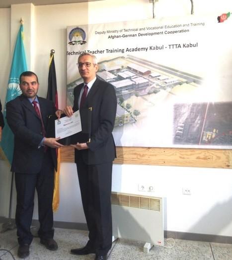 Inauguration of Technical Teacher Training Academy in Kabul | U.S. - Afghanistan Partnership | Scoop.it