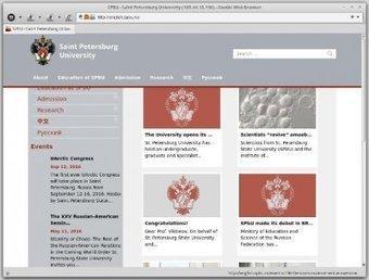 GOST désormais intégré à Dooble | Actualités de l'open source | Scoop.it