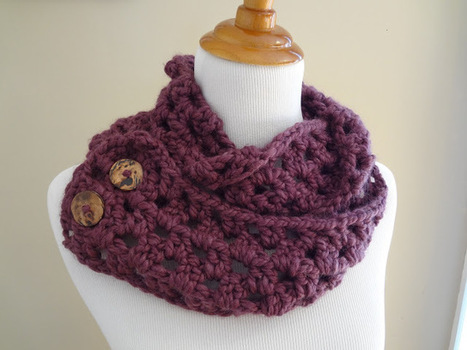 Fiber Flux...Adventures in Stitching: Free Crochet Pattern...Fiona ...   New for Me   Scoop.it
