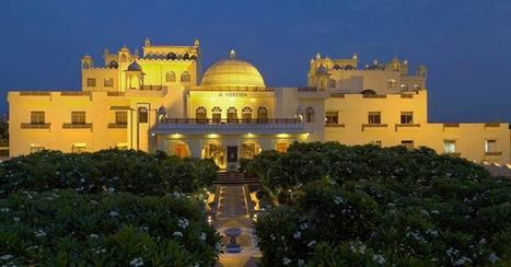 Le Meridian, Jaipur « Luxury Hotels in India | Need help for Economics Assignments web? | Scoop.it