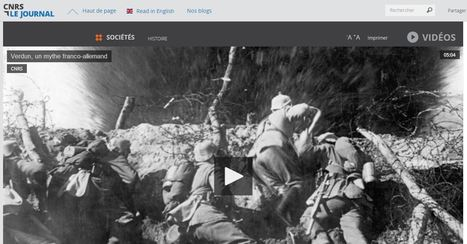Cent ans après, la bataille de Verdun revisitée [vidéo] Regards croisés de Prost et Krumeich   Enseigner l'Histoire-Géographie   Scoop.it