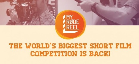 My RØDE Reel is Back, Only This Time with $200K in Gear to Give Away | Mind Moving Media | Scoop.it