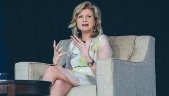 Arianna Huffington discusses American dream in danger - Nation's Restaurant News | Strengthening Brand America | Scoop.it