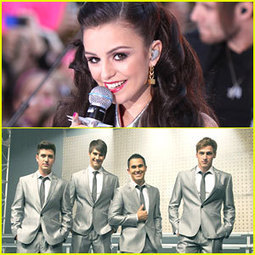 Cher Lloyd Gets A 'Big Time Rush' - Just Jared Jr. | Reckley Big Time Rush | Scoop.it