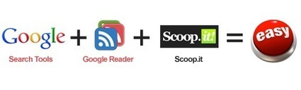 3 Free Tools That Make Content Curation Super Easy | searchy time | Scoop.it