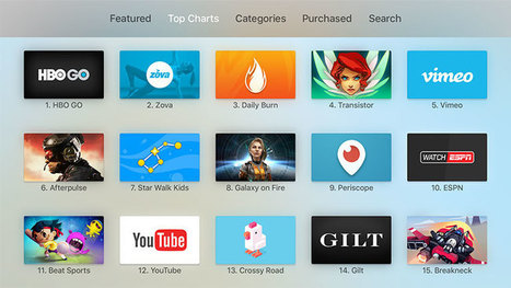 5 Apple TV App Marketing Tips | Marketing - advertising - mobile | Scoop.it