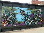 Urban Artist Gets Loose in Franklin . . . And It's OK - Patch.com | Good News for Artists | Scoop.it