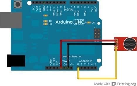 Sensor de sonido con Arduino   Arduino ya!   Scoop.it