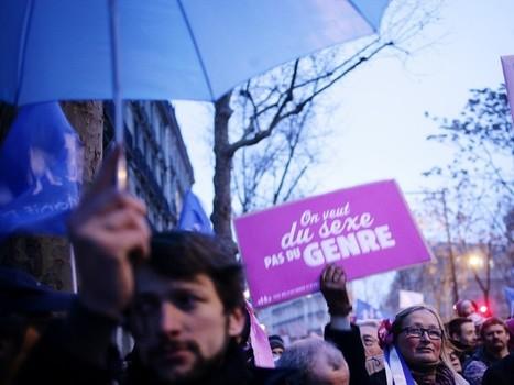 La manif des anti-mariage pour tous n'est pas tout amour - Rue89   LE DEBAT   Scoop.it