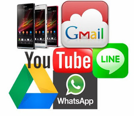 Whatsapp, Line, Sony Xperia S, Youtube, Google Drive y Gmail #Manuales | Educacion, ecologia y TIC | Scoop.it
