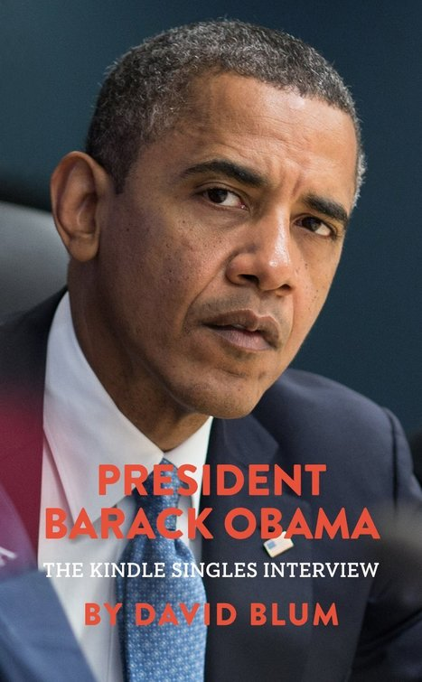 Obama parle de la crise de la presse lors d'une interview ... à Amazon | DocPresseESJ | Scoop.it