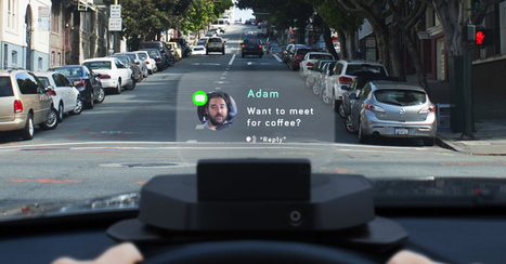 Navdy feels like driving in the future | Gadgets I lust for | Scoop.it