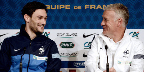 Clairefontaine Press Conference 1: World Cup Preparation 2014 | Get French Football News | Can France win the World Cup? | Scoop.it