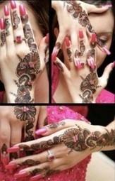 Latest Bridal Mehndi Designs 2015 for wedding | newteenstyle | Scoop.it