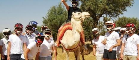 Combiné Quad Dromadaire Marrakech - Morocco Trip Travel   Tourisme   Scoop.it